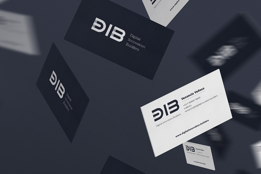 Identidade Visual e Website DIB