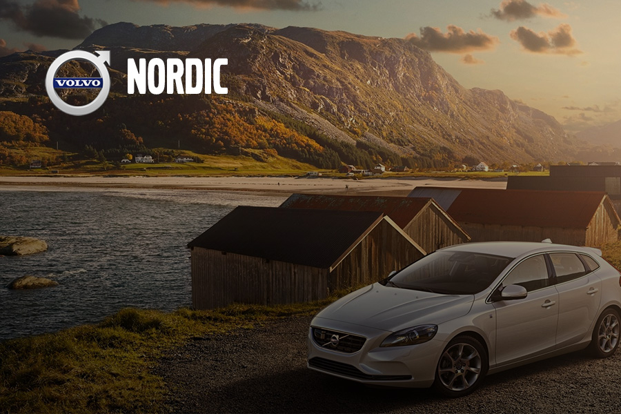 Nordic Volvo – Website